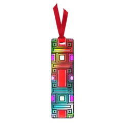 Abstract Modern Small Bookmark by StuffOrSomething