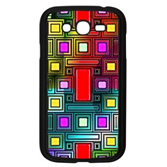 Abstract Modern Samsung Galaxy Grand Duos I9082 Case (black) by StuffOrSomething