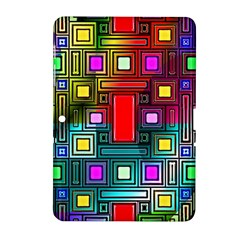 Abstract Modern Samsung Galaxy Tab 2 (10 1 ) P5100 Hardshell Case  by StuffOrSomething