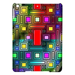 Abstract Modern Apple iPad Air Hardshell Case by StuffOrSomething