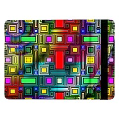 Abstract Modern Samsung Galaxy Tab Pro 12 2  Flip Case by StuffOrSomething
