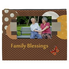 Family By Family   Cosmetic Bag (xxxl)   Qxth2s0vt42d   Www Artscow Com Front
