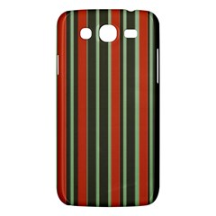 Festive Stripe Samsung Galaxy Mega 5 8 I9152 Hardshell Case  by Colorfulart23