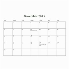 Family By Family   Wall Calendar 8 5  X 6    Xc43ng0pnztv   Www Artscow Com Nov 2015