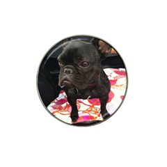 French Bulldog Sitting Golf Ball Marker 10 Pack (for Hat Clip) by StuffOrSomething