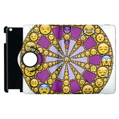 Circle Of Emotions Apple Ipad 3/4 Flip 360 Case by FunWithFibro