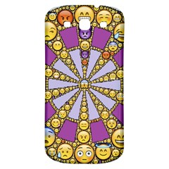 Circle Of Emotions Samsung Galaxy S3 S Iii Classic Hardshell Back Case by FunWithFibro