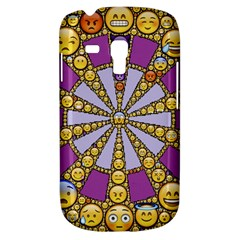 Circle Of Emotions Samsung Galaxy S3 Mini I8190 Hardshell Case by FunWithFibro