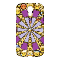 Circle Of Emotions Samsung Galaxy S4 I9500/i9505 Hardshell Case by FunWithFibro