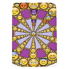 Circle Of Emotions Removable Flap Cover (small) by FunWithFibro