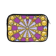 Circle Of Emotions Apple Ipad Mini Zippered Sleeve by FunWithFibro
