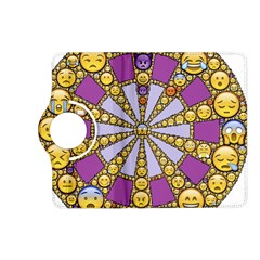 Circle Of Emotions Kindle Fire Hd 7  (2nd Gen) Flip 360 Case by FunWithFibro