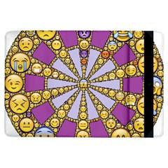 Circle Of Emotions Apple Ipad Air Flip Case