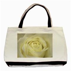 Cream Rose Classic Tote Bag