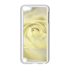 Cream Rose Apple Ipod Touch 5 Case (white) by Colorfulart23