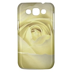 Cream Rose Samsung Galaxy Win I8550 Hardshell Case