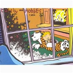 Calendar   Calvin And Hobbes By Scott Grambo   Wall Calendar 11  X 8 5  (12 Months)   Aibhmq0tzu1s   Www Artscow Com Month