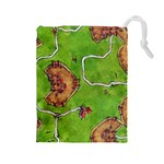Bag Carcassonne - Drawstring Pouch (Large)