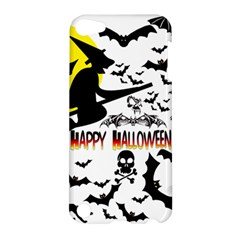 Happy Halloween Collage Apple Ipod Touch 5 Hardshell Case by StuffOrSomething