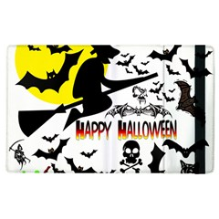 Happy Halloween Collage Apple Ipad 3/4 Flip Case by StuffOrSomething