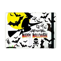 Happy Halloween Collage Apple Ipad Mini Flip Case by StuffOrSomething