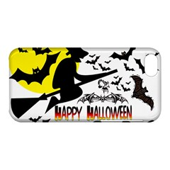 Happy Halloween Collage Apple Iphone 5c Hardshell Case by StuffOrSomething