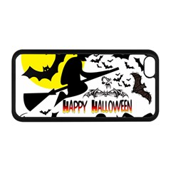 Happy Halloween Collage Apple Iphone 5c Seamless Case (black) by StuffOrSomething