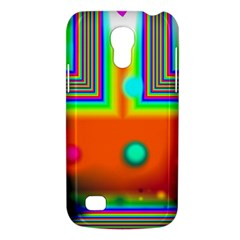Crossroads Of Awakening, Abstract Rainbow Doorway  Samsung Galaxy S4 Mini (gt I9190) Hardshell Case  by DianeClancy
