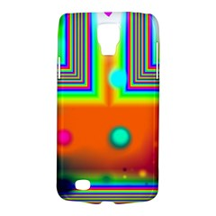 Crossroads Of Awakening, Abstract Rainbow Doorway  Samsung Galaxy S4 Active (i9295) Hardshell Case by DianeClancy