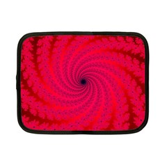 Fracrtal Netbook Sleeve (Small) by UROCKtheWorldDesign