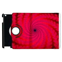 Fracrtal Apple Ipad 3/4 Flip 360 Case by UROCKtheWorldDesign