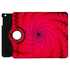 Fracrtal Apple Ipad Mini Flip 360 Case by UROCKtheWorldDesign
