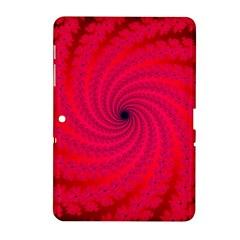 Fracrtal Samsung Galaxy Tab 2 (10 1 ) P5100 Hardshell Case  by UROCKtheWorldDesign