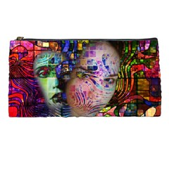 Artistic Confusion Of Brain Fog Pencil Case