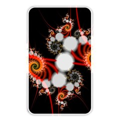 Mysterious Dance In Orange, Gold, White In Joy Memory Card Reader (rectangular) by DianeClancy