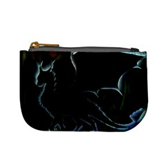 Dragon Aura Coin Change Purse by StuffOrSomething