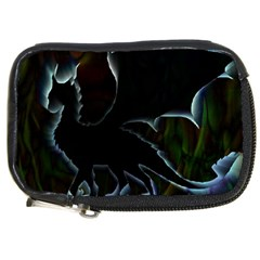 Dragon Aura Compact Camera Leather Case by StuffOrSomething