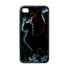 Dragon Aura Apple Iphone 4 Case (black) by StuffOrSomething