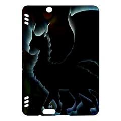Dragon Aura Kindle Fire Hdx 7  Hardshell Case by StuffOrSomething