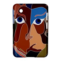 Abstract God Samsung Galaxy Tab 2 (7 ) P3100 Hardshell Case