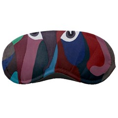 Abstract God Pastel Sleeping Mask