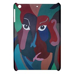 Abstract God Pastel Apple Ipad Mini Hardshell Case by AlfredFoxArt