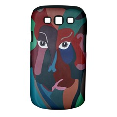 Abstract God Pastel Samsung Galaxy S Iii Classic Hardshell Case (pc+silicone) by AlfredFoxArt