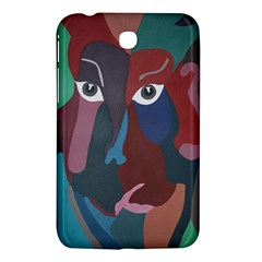 Abstract God Pastel Samsung Galaxy Tab 3 (7 ) P3200 Hardshell Case  by AlfredFoxArt