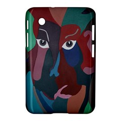 Abstract God Pastel Samsung Galaxy Tab 2 (7 ) P3100 Hardshell Case