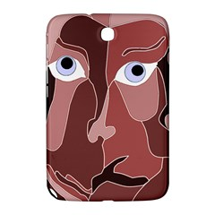 Abstract God Lilac Samsung Galaxy Note 8 0 N5100 Hardshell Case  by AlfredFoxArt