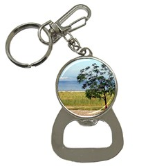 Sea Of Galilee Bottle Opener Key Chain by AlfredFoxArt