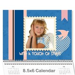 Kids By Kids   Wall Calendar 8 5  X 6    Umkfqopr0p0m   Www Artscow Com Cover