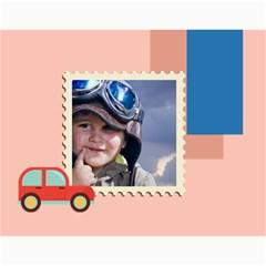 Kids By Kids   Wall Calendar 11  X 8 5  (12 Months)   Stz1og2xafxv   Www Artscow Com Month