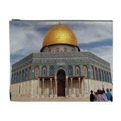 The Dome Of The Rock  Cosmetic Bag (xl)